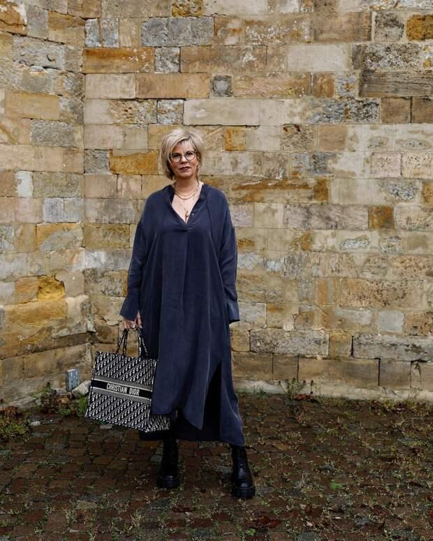 Модные платья для женщин после 40 лет осень 2021: самые красивые примеры