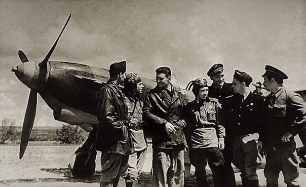 «Нормандия-Неман». Французские асы с русскими корнями
