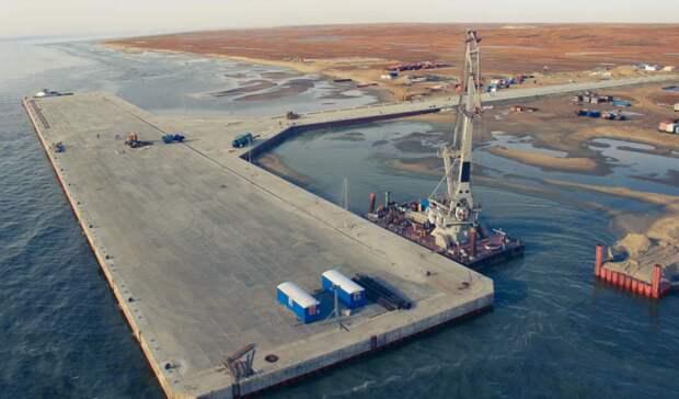Средства на«Арктик СПГ 2» НОВАТЭК может привлечь кконцу полугодия