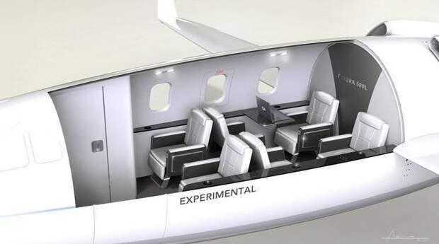 Самолет Celera 500L — «лучшее, что произошло в авиации за последние 50 лет»