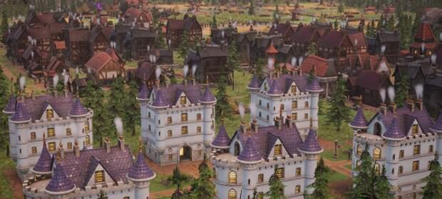 Вышла градостроительная фэнтези-стратегия Distant Kingdoms
