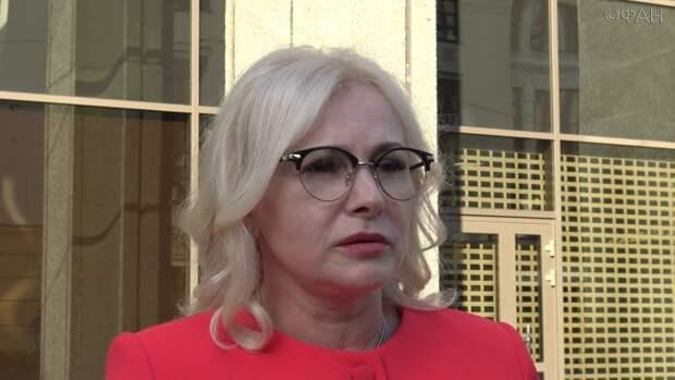 Ковитиди рассказала о непринятом законе, который мог предотвратить трагедию в Казани