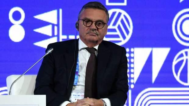 Фетисов прокомментировал работу Фазеля на посту президента IIHF