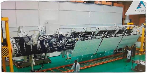 Россия готовится совершить прорыв в космосе – корабль «Зевс» уже строится