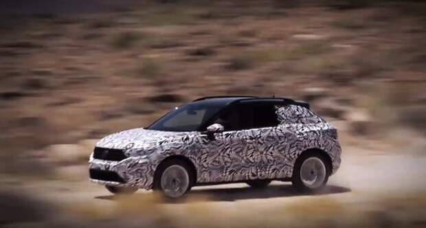 Лучше поздно: Volkswagen показал кроссовер T-Roc