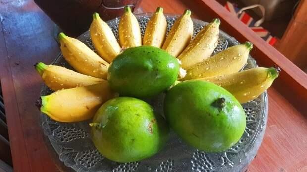 Банан Сеньорита (Señorita banana)