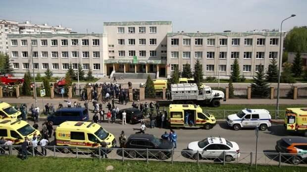 Эксперт призвал усилить охрану в школах РФ после стрельбы в Казани