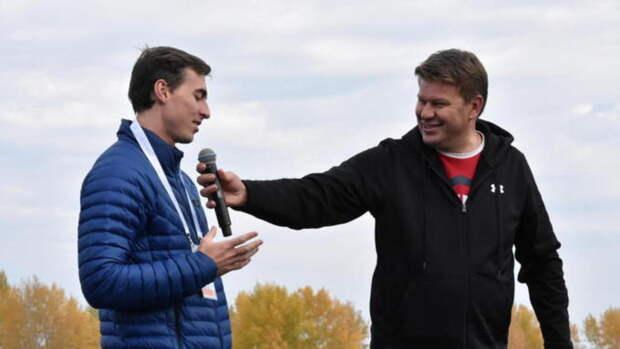 Дмитрий Губерниев приедет в Барнаул комментировать турнир по гребле