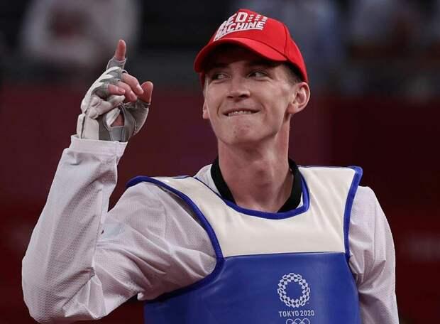 Олимпиада-2020. Первое олимпийское золото в истории российского тхэквондо!