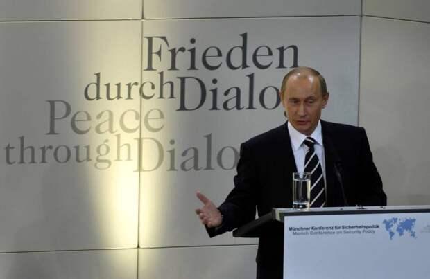 Моральное превосходство РФ: Мюнхенская речь Путина оказалась пророческой