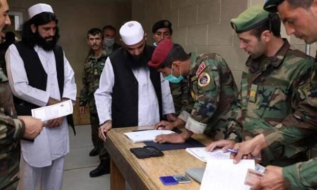 ВАфганистане выпущенные посоглашению сСША талибы снова идут воевать