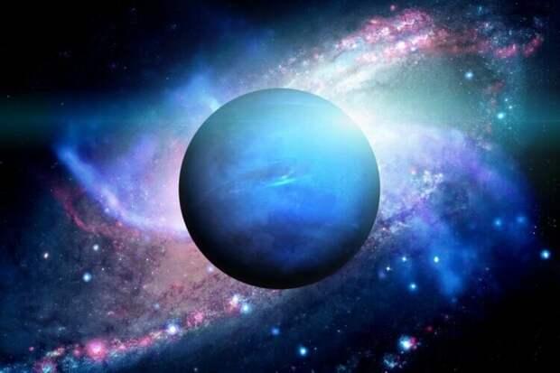 Нептун - планета ветра и льда. То что вы не знали об этой планете.