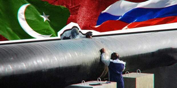 """Какой новый """"Поток"""" собирается строить Россия? Контракт уже подписан"""
