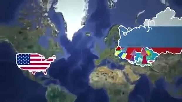 США обкатывают страны СНГ, чтобы взять Россию в «кольцо»