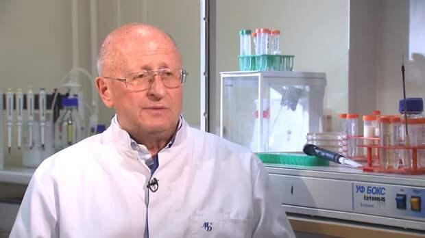 Гинцбург рассказал об иммунитете Путина после вакцинации от коронавируса