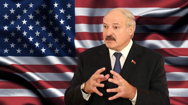Зачем США и Украина организуют протесты в Белоруссии