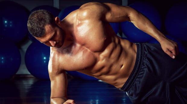 Что произойдет с телом, если делать планку каждый день