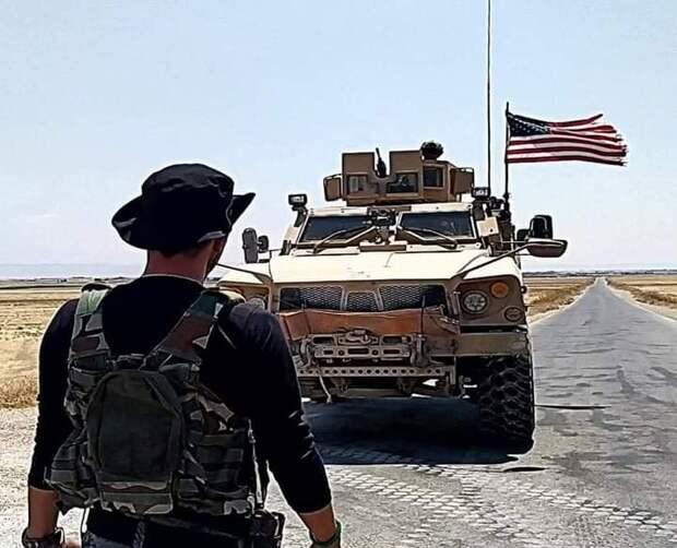 СРОЧНО: военных США прогнали с позором в Сирии (+ВИДЕО)