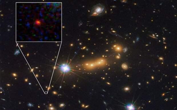 Таинственный объект на краю Вселенной привел ученых в ужас