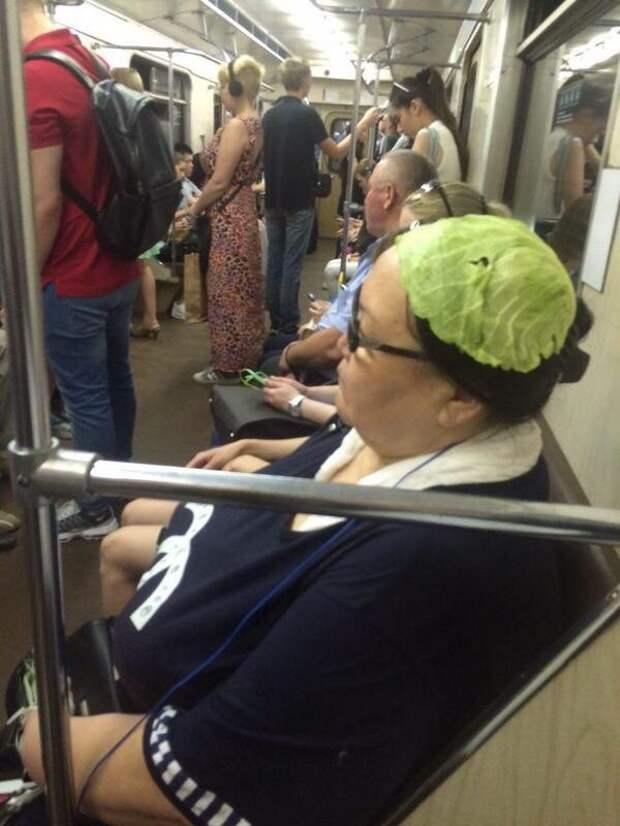Модные люди в метро: осторожно, здесь может быть ваша фотография! люди, метро, мода, настроение