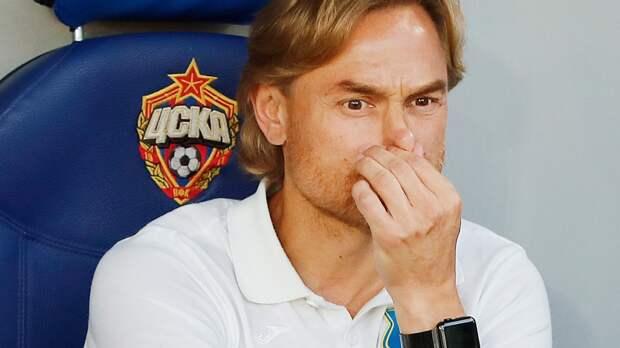 Карпин: «ЦСКА тренировать непойду никогда, ав«Зенит»— почемубы инет?»