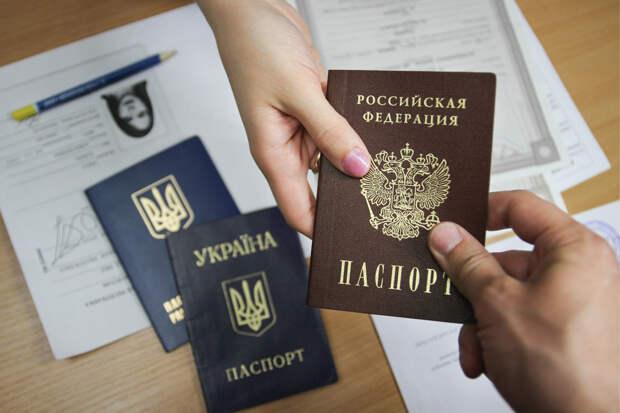 Бывшие крымчане получат российское гражданство