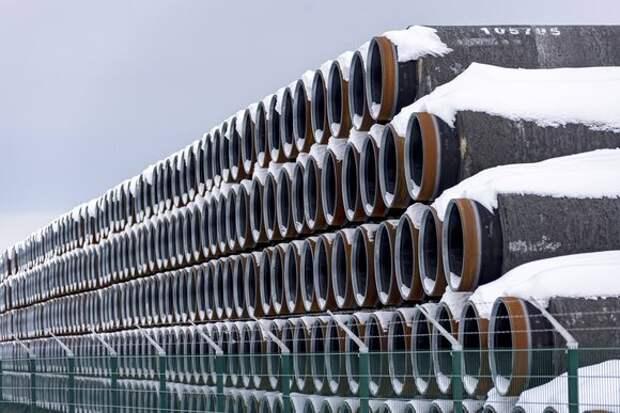Германия ответила на отказ компаний от работы с «Северным потоком – 2»