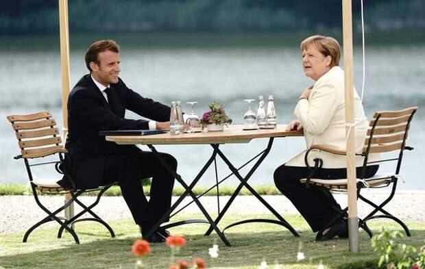 """Знаменитое кафе Берлина обвинило Меркель в запрете на профессию и внесло ее в """"черный"""" список"""