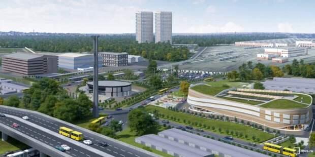 Объявлен конкурс на строительство гостиничного комплекса в Митине