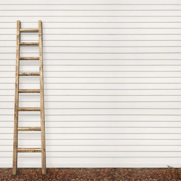 Как сделать приставную деревянную лестницу своими руками?