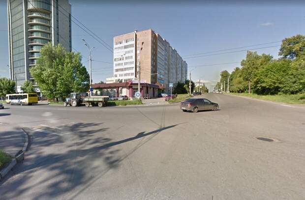 На перекрестке улиц Советской и Орджоникидзе в Ижевске появится светофор