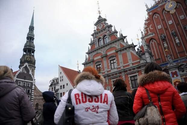 В Латвии все не латыши автоматом становятся русскими