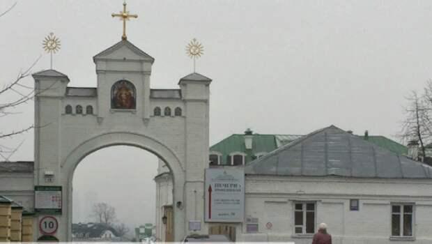 Коронавирус взял в заложники Киево-Печерскую лавру