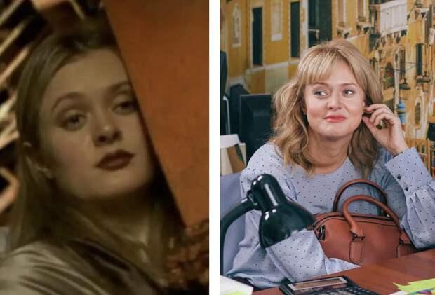 Как выглядели 10 любимых актеров в своих первых фильмах и сейчас
