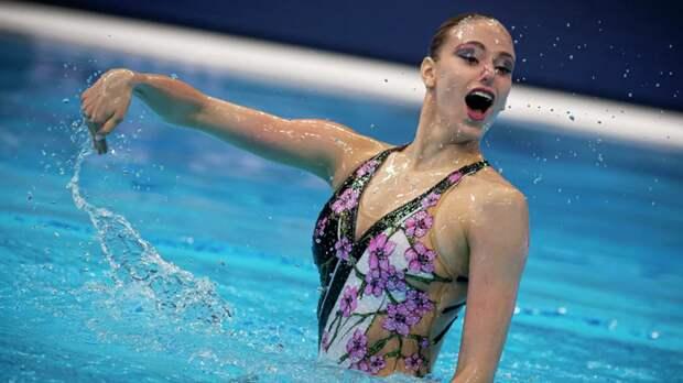 Ищенко о Субботиной: делает в воде такие вещи, которые до неё в синхронном плавании не делал никто