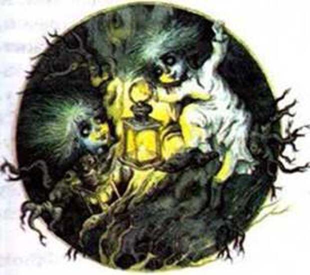 Кто такие потерчата? Славянская мифология