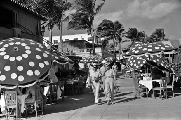Июнь в январе, Майами-Бич, Флорида, 1939 г.