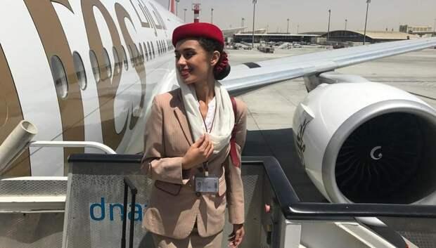 Бывшая стюардесса о том, как променяла работу в Emirates на мужа в Подольске