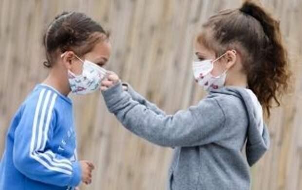 10% зараженных украинцев впервые – дети
