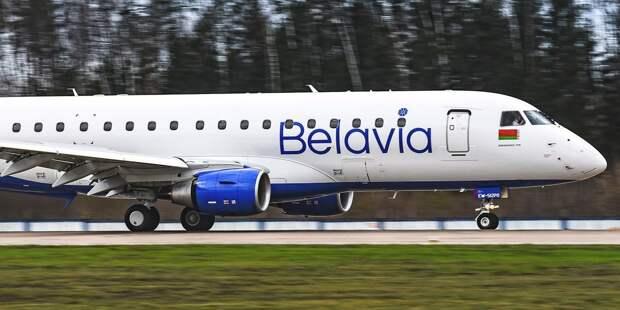 Авиакомпания «Белавиа» отменит рейсы в Финляндию