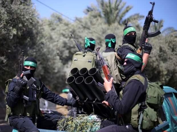 Боевое крыло ХАМАС призвало арабов квосстанию против Израиля