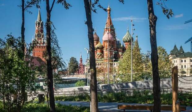 Москва обогнала Париж, Рим и Гонконг по чистоте воздуха