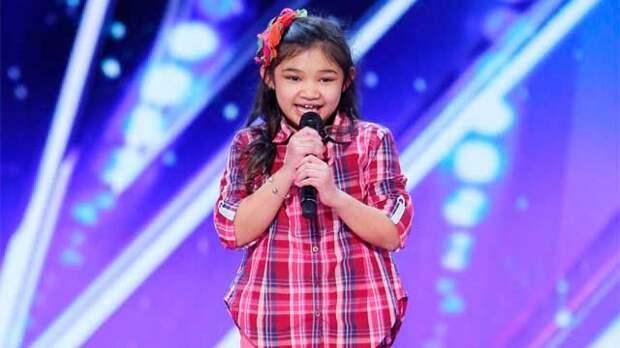 Когда 9-летняя девочка начала петь, судьи просто потеряли дар речи