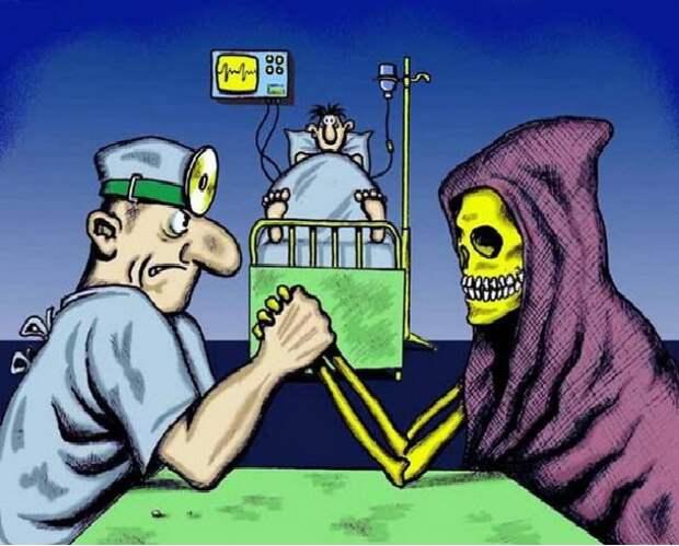 Злой медик - праздничный спецвыпуск