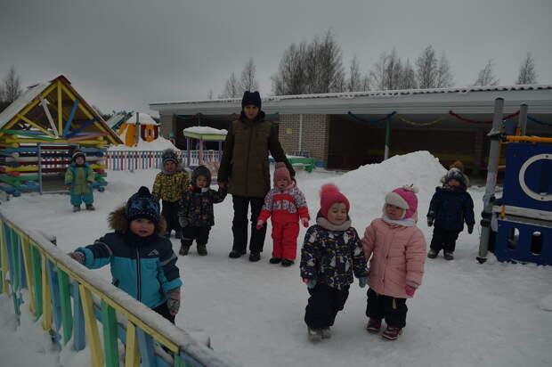 Заявления на компенсацию части платы за детский сад начали принимать в Ижевске