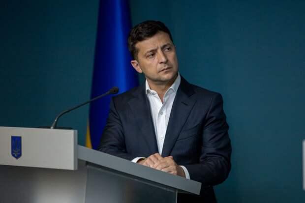 На Украине критикуют Зеленского за навязывание «боязни России»
