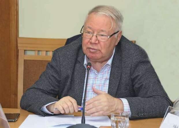 Общественную палату Крыма временно возглавил политолог Форманчук