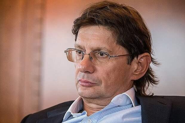 «Мы не говорим ему «прощай», мы говорим ему «до свидания»: Леонид Федун проводил Тедеско