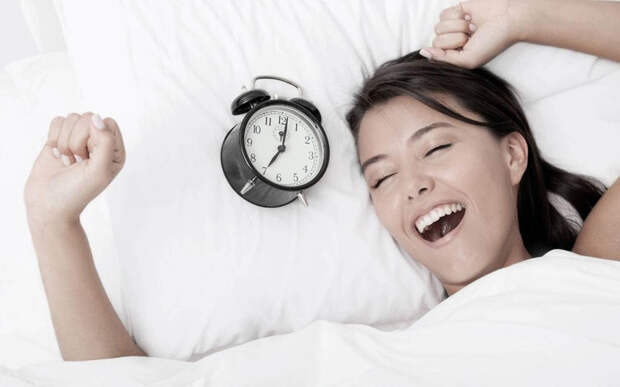 Проснуться утром бодрым