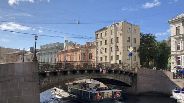 Петербуржцев ожидает самый теплый день весны